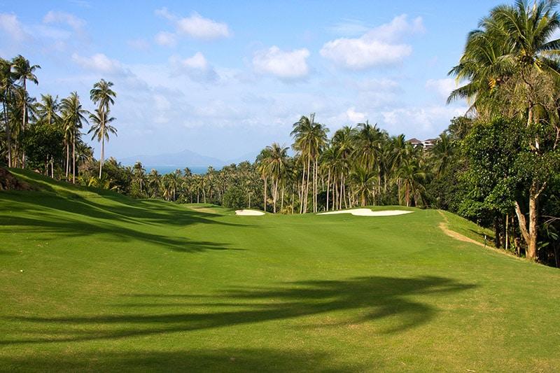 Golf Thailande Koh Samui
