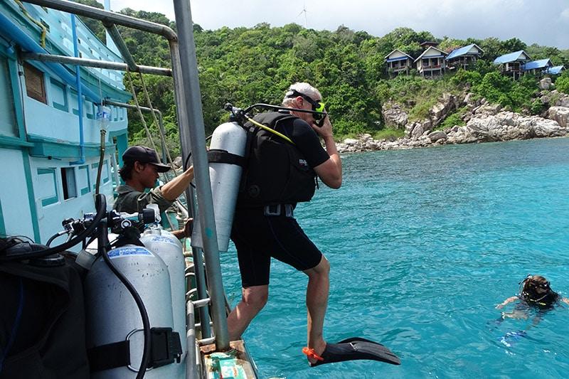 Plongée sous-marine Koh Samui